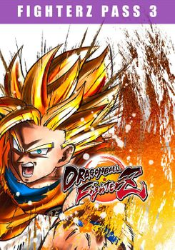 DRAGON BALL FIGHTERZ FighterZ Pass 3 - PC