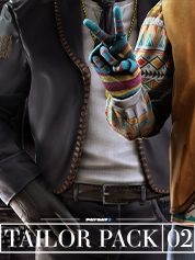 PAYDAY 2 Tailor Pack 2 - PC