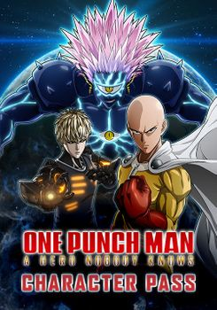 ONE PUNCH MAN A HERO NOBODY KNOWS Character Pass - PC