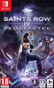 Saints Row IV Re-Elected - SWITCH