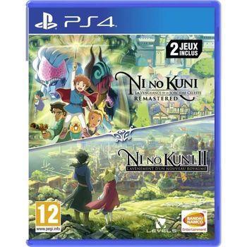 Ni No Kuni I + II Compilation - PS4