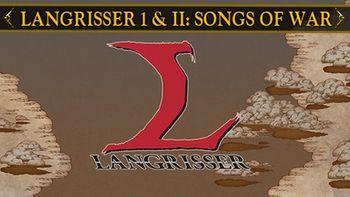 Langrisser I & II Songs of War 3 Disc Soundtrack - PC