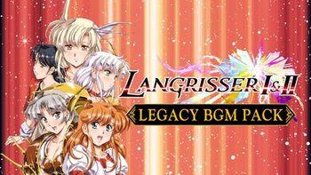 Langrisser I & II Legacy BGM Pack - PC