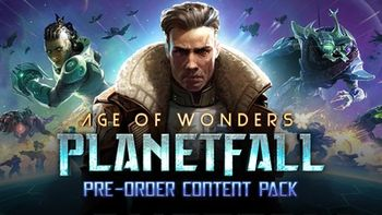 Age of Wonders Planetfall Pre Order Content - PC