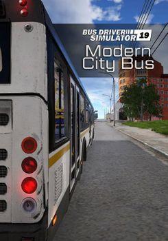 Bus Driver Simulator 2019 Modern City Bus - PC