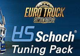 Euro Truck Simulator 2 HS Schoch Tuning Pack - PC