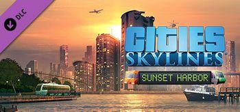 Cities Skylines Sunset Harbor - Mac
