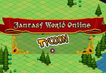 Fantasy World Online Tycoon - PC