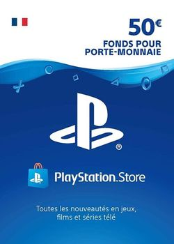 Playstation Store Card - PS4