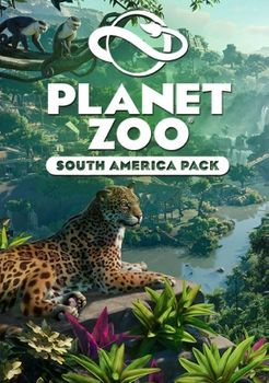 Planet Zoo South America Pack - PC
