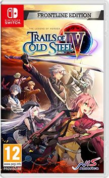 The Legend of Heroes Trails of Cold Steel IV - SWITCH