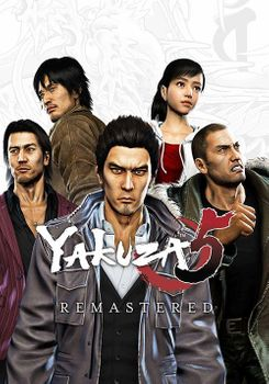 Yakuza 5 Remastered - PC