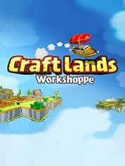 Craftlands Workshoppe The Funny Indie Capitalist RPG Trading Adventure Game - PC