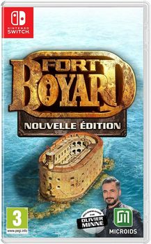 Fort Boyard - Nouvelle Edition - SWITCH