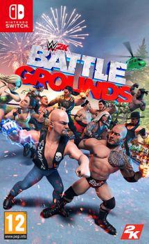 WWE 2K Battlegrounds - SWITCH