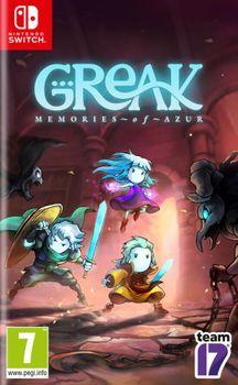 Greak Memories of Azur - SWITCH