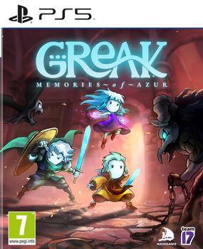 Greak Memories of Azur - PS5