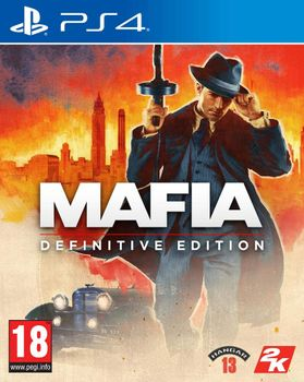 Mafia : Definitive Edition - PS4
