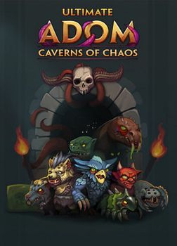 Ultimate ADOM Caverns of Chaos - PC