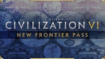 Sid Meier's Civilization VI New Frontier Pass - Linux
