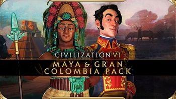 Sid Meier's Civilization VI Maya & Gran Colombia Pack - Linux