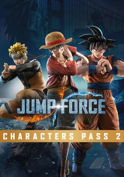 JUMP FORCE Characters Pass 2 - PC