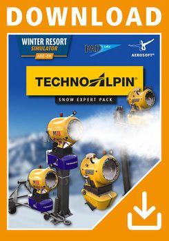 Winter Resort Simulator TechnoAlpin Snow Expert Pack - PC