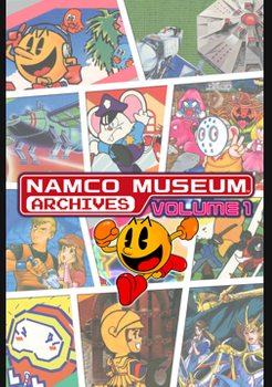 Namco Museum Archives Volume 1 - PC