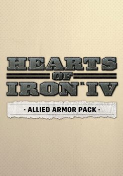Hearts of Iron IV Allied Armor Pack - PC