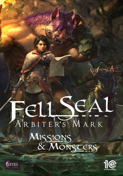 Fell Seal Arbiter's Mark Missions and Monsters - PC