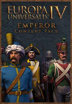 Europa Universalis IV Emperor Content Pack - PC