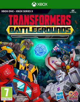 Transformers Battlegrounds - XBOX SERIES X
