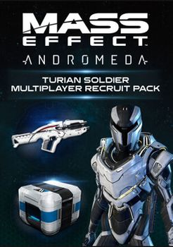 Mass Effect Andromeda Turian Soldier Multiplayer Recruit Pack - PC