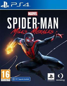 Spider-Man Miles Morales - PS4