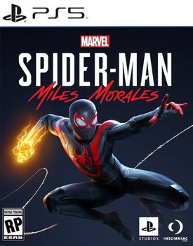 Spider-Man Miles Morales - PS5