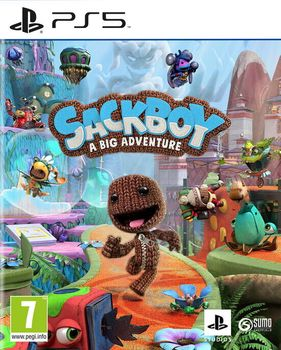 Sackboy : A Big Adventure - PS5