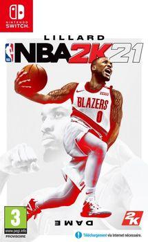 NBA 2K21 - SWITCH