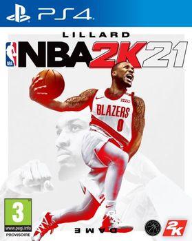 NBA 2K21 - PS4