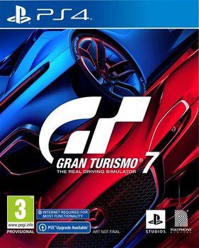 Gran Turismo 7 - PS4