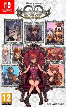 Kingdom Hearts : Melody of Memory - SWITCH