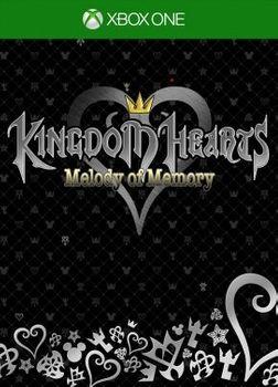 Kingdom Hearts : Melody of Memory - XBOX ONE