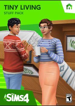 The Sims 4 Tiny Living Stuff - Mac