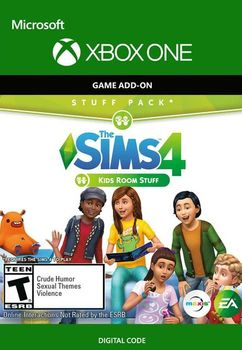 The Sims 4 Kids Room Stuff - XBOX ONE