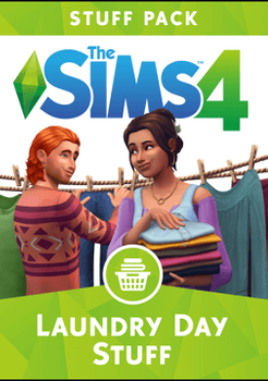 The Sims 4 Laundry Day Stuff - Mac