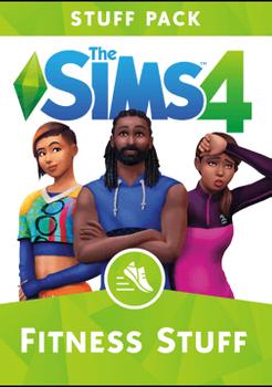 The Sims 4 Fitness Stuff - Mac