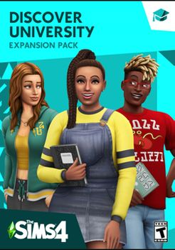The Sims 4 Discover University - Mac