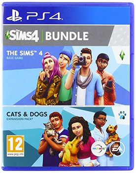 The Sims 4 Cats & Dogs - PS4
