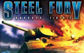 Steel Fury Kharkov 1942 - PC