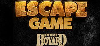 Escape Game Fort Boyard - Mac