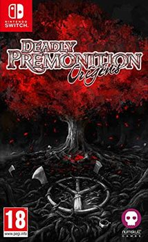 Deadly Premonition Origins - SWITCH